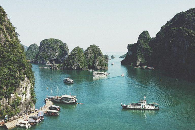 Backpacking across East Asia